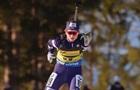 Биатлон: Бех выиграла бронзу на Кубке IBU