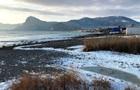 Самая длинная река южной части Крыма пересохла