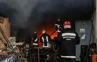На Тернопольщине ликвидировали пожар в воинской части