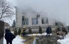 Опубліковано відео початку пожежі в будинку для літніх людей Харкова
