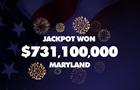 Американец выиграл в лотерею более $700 млн