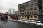 При пожаре в общежитии Павлограда пострадали три человека