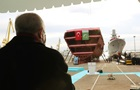 В Турции спустили на воду первый фрегат