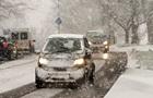 Метель и гололедица. В Украине ухудшается погода