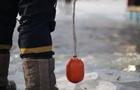 У Черкаській області під лід провалилися троє людей, включаючи дитину