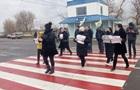 В Украине продолжаются тарифные протесты