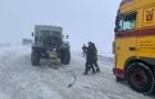На трасі Київ-Чоп застрягли сотні вантажівок
