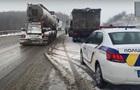 Запад Украины парализовал снег