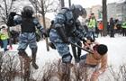 У Росії завели 20 кримінальних справ на учасників протестів