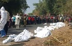 В Камеруне более 50 человек сгорели в ДТП с грузовиком