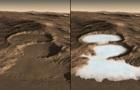 На Марсе обнаружили следы ледниковых периодов