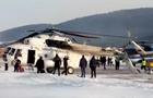 Вертолет Ми-8 разбил хвост о здание аэропорта