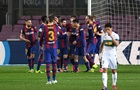 Дубль Месси помог Барселоне разгромить Эльче