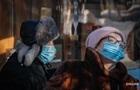 В Украине резкое увеличение прироста COVID