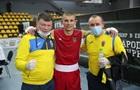 Хижняк і Барабанов гарантували собі медалі на турнірі Странджа