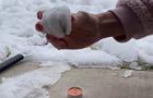 Теория заговора: техасцы снимают  фейковый снег