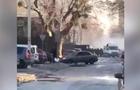 У Києві стріляли по активістах біля будівництва