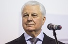 Леонід Кравчук виступив за перенесення переговорів щодо Донбасу з Мінська