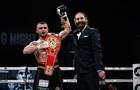 Украинец Продан нокаутировал Кристофори и защитил титул