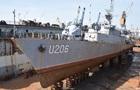 Корвет ВМС України перетворять на музей