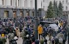 На Банковій розпочинається акція на підтримку Стерненка