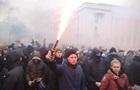 Протест біля ОП: активісти висунули вимоги