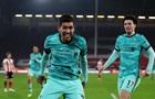 Ливерпуль одержал комфортную победу над Шеффилдом