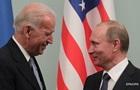 Кремль ответил на заявление Байдена по Крыму
