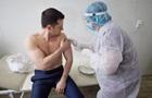 Зеленский на Донбассе привился от коронавируса