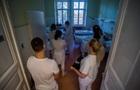 Лідером за захворюваністю на COVID-19 серед медиків є Львівщина