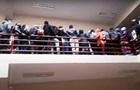 В Боливии из-за невыдержавшего ограждения разбились студенты