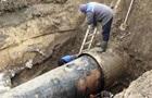 Аварию на водосетях в Лозовой ликвидировали