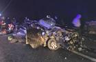 В Ровенской области в ДТП один человек погиб, трое получили травмы