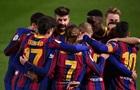 Барселона разгромила Севилью и пробилась в финал Кубка Испании