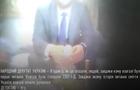 НАБУ показало відео вимагання хабара нардепом