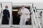 Папа Римский впервые в истории прибыл в Ирак
