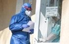 На западной Украине усугубляется эпидемия COVID-19