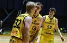 Суперлига: Прометей уступил Киев-Баскет, Харьковские Соколы в двух овертаймах обыграли Одессу