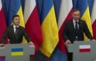 Зеленський і Дуда висловили співчуття сім ям загиблих в Польщі українців