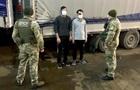 Два сирийца приплыли в Украину в грузовом прицепе