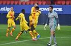 Барселона добыла уверенную победу над Осасуной