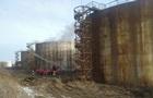 У Тернопільській області загорівся цукровий завод