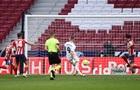 Реал спасся от поражения в матче с Атлетико