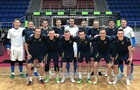 Сборная Украины по футзалу уступила Хорватии в отборе на Евро-2022