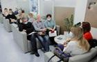 Приріст COVID в Україні знижується три дні поспіль