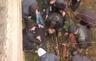 У єпархії Грузії люди впали з балкона після бійки