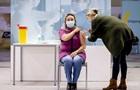 На вакцинацію записалися понад 190 тисяч українців