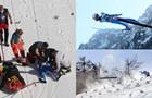 Падіння стрибуна з трампліна Танде зняли на відео