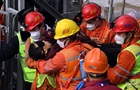 Аварія на шахті в Китаї: понад 20 людей залишилися під землею