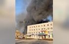 На Харківщині місто опинилося у вогняному кільці